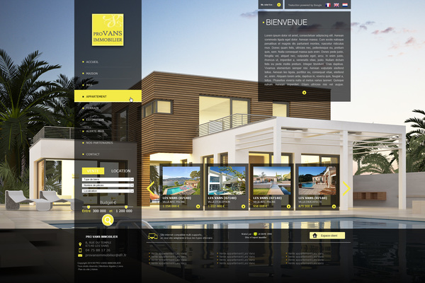 LES VANS - Annonce Bien à vendre2 pièces - 74 m²