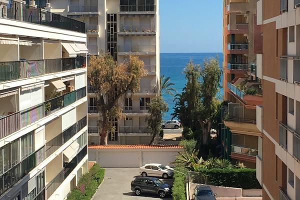 ROQUEBRUNE-CAP-MARTIN - Annonce Appartement à vendre4 pièces - 72 m²