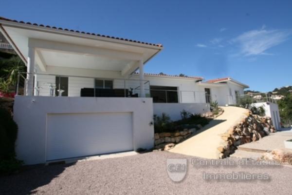 LES ADRETS-DE-L'ESTÉREL - Annonce Maison à vendre5 pièces - 187 m²
