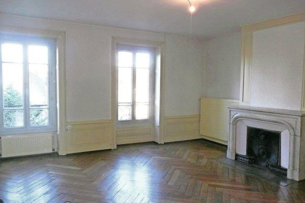 BOURG-EN-BRESSE - Annonce Appartement à vendre5 pièces - 120 m²