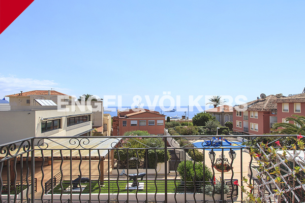 ST-JEAN-CAP-FERRAT - Annonce Appartement à vendre2 pièces - 40 m²