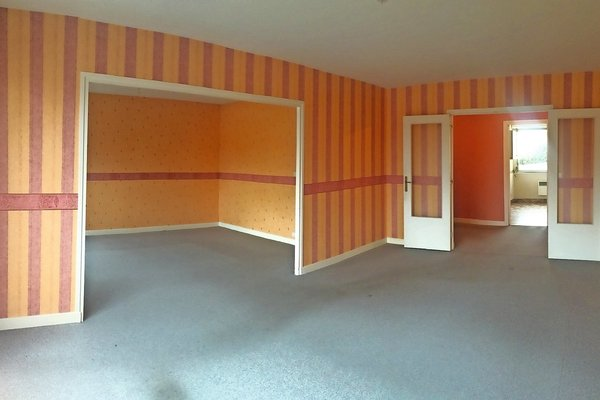 BOURG-EN-BRESSE - Annonce Appartement à vendre3 pièces - 80 m²