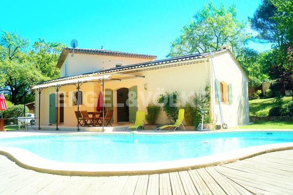 CHATEAUNEUF-DE-GRASSE - Annonce Maison à vendre5 pièces - 160 m²