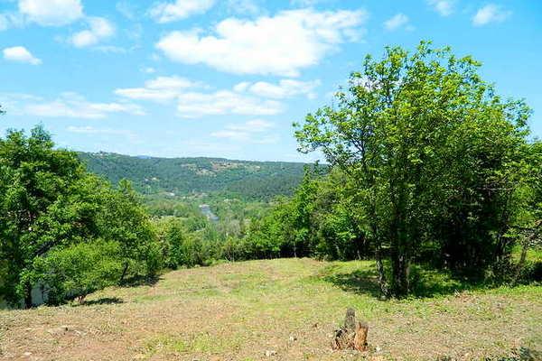 LES VANS - Annonce terrain à vendre2950 m²