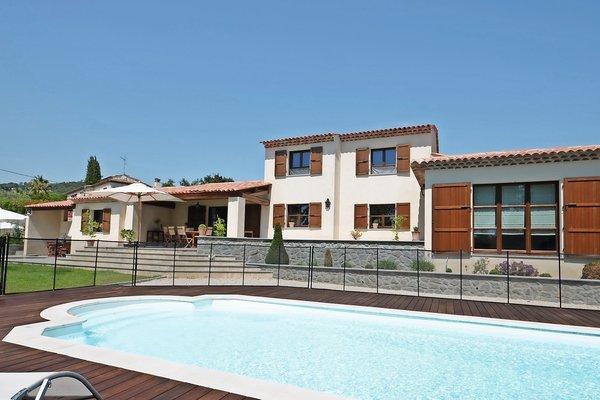 LA COLLE-SUR-LOUP - Annonce Maison à vendre5 pièces - 180 m²