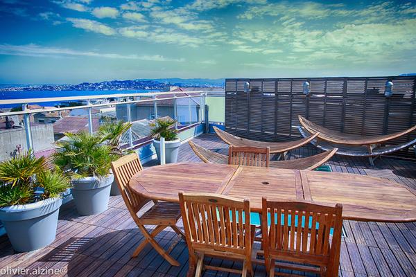 MARSEILLE  8EME - Annonce Appartement à vendre5 pièces - 148 m²