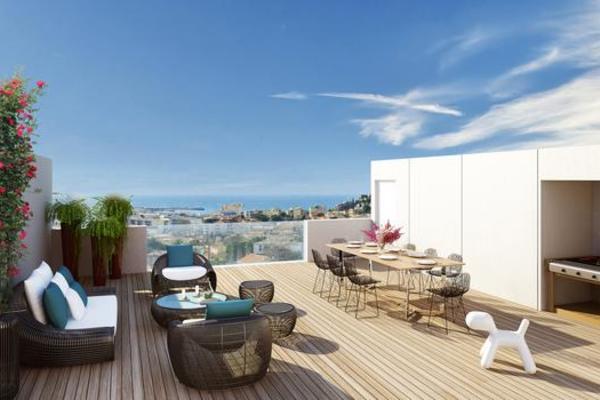 MARSEILLE  8EME - Annonce Appartement à vendre2 pièces - 30 m²