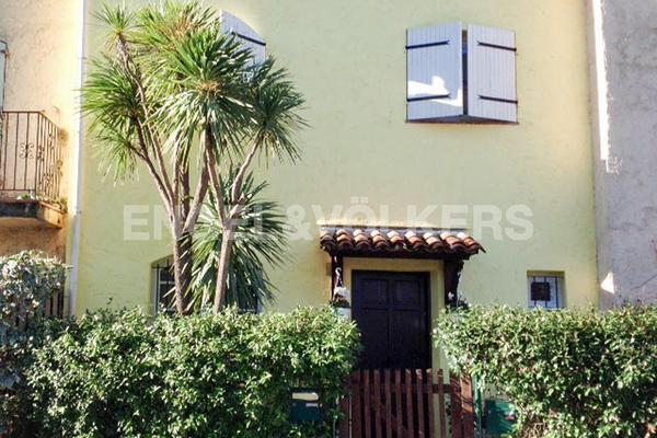 VILLENEUVE-LOUBET - Annonce Appartement à vendre3 pièces - 51 m²