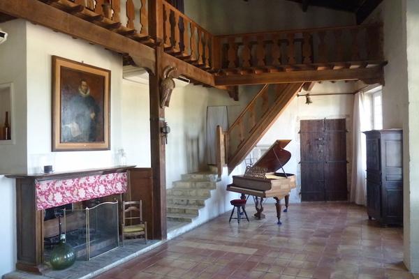 MIRMANDE - Annonce Maison à vendre10 pièces - 450 m²