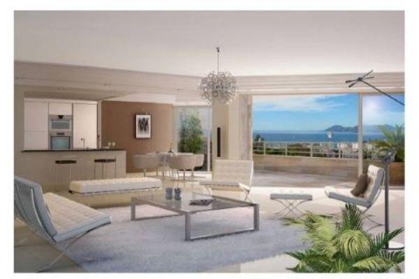 CANNES - Annonce Appartement à vendre4 pièces - 123 m²