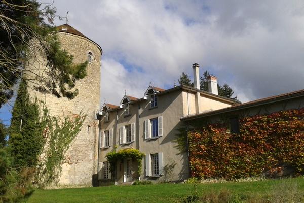 AMBERIEUX EN DOMBES - Annonce Maison à vendre11 pièces - 450 m²