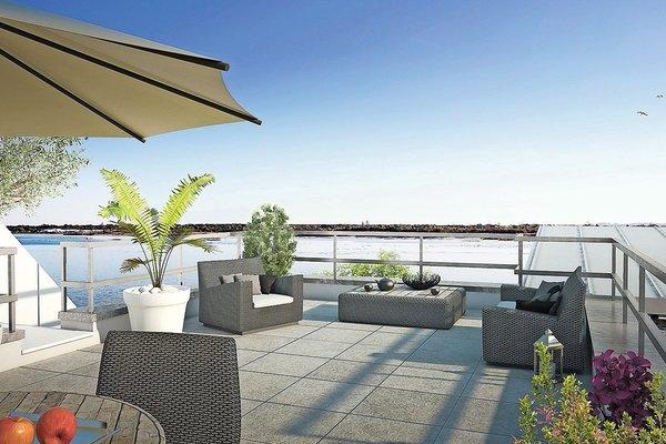 vente appartement 4 pi ces 108 m arcachon arcachon. Black Bedroom Furniture Sets. Home Design Ideas
