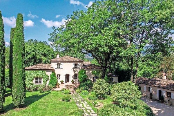 CHATEAUNEUF-DE-GRASSE - Annonce Maison à vendre7 pièces - 383 m²