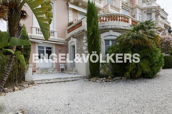 CANNES - Annonce Appartement à vendre4 pièces - 140 m²