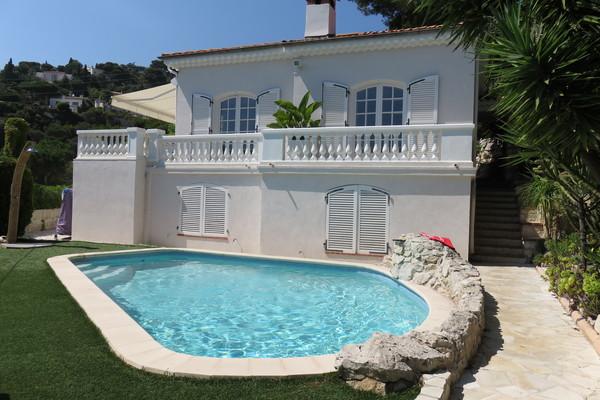 VILLEFRANCHE-SUR-MER - Annonce Maison à vendre5 pièces - 155 m²