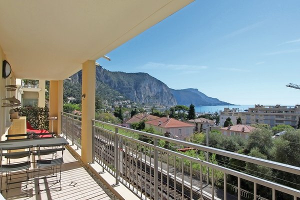 BEAULIEU-SUR-MER - Annonce Appartement à vendre4 pièces - 90 m²