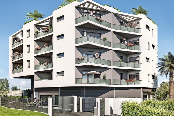 CAGNES-SUR-MER - Annonce Appartement à vendre3 pièces - 68 m²