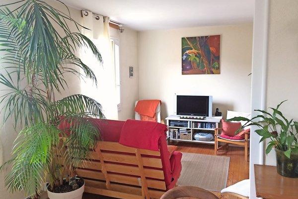 BOURG-EN-BRESSE - Annonce Appartement à vendre3 pièces - 57 m²
