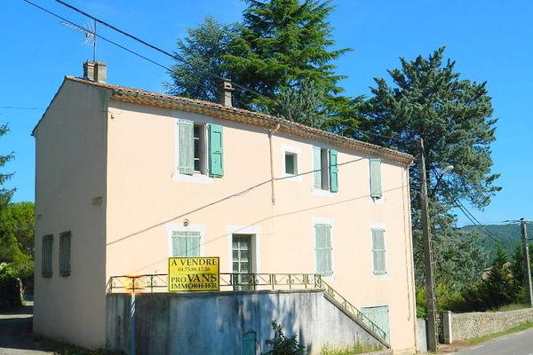 LES VANS - Annonce Maison à vendre6 pièces - 115 m²