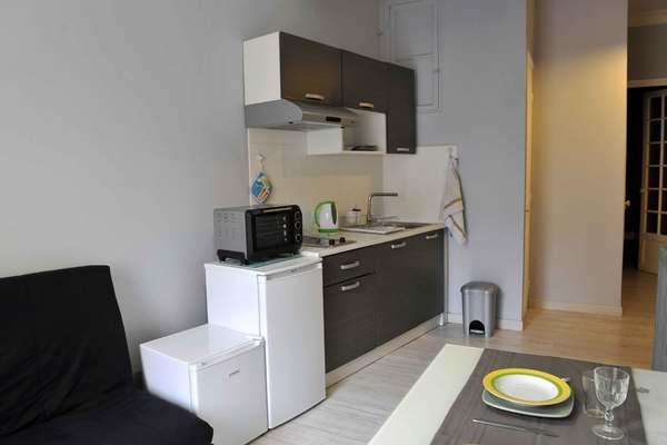 NICE - Annonce Appartement à louer2 pièces - 29 m²