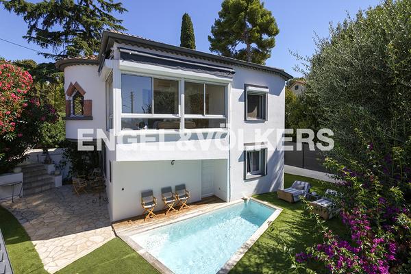 CANNES - Annonce Maison à vendre5 pièces - 220 m²