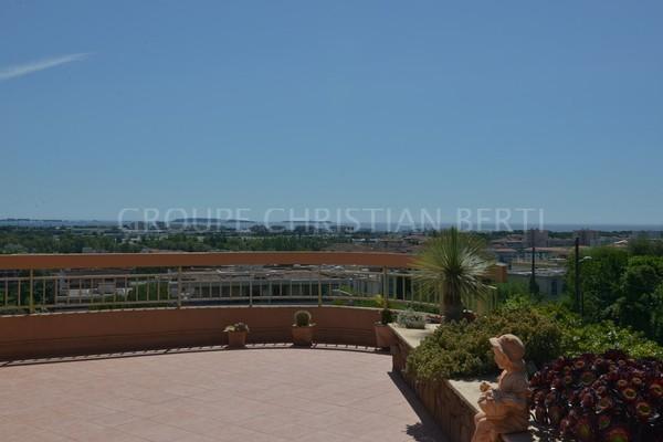MANDELIEU-LA-NAPOULE - Annonce Appartement à vendre4 pièces - 129 m²