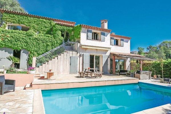 LA COLLE-SUR-LOUP - Annonce Maison à vendre6 pièces - 170 m²