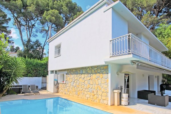 CAP D'ANTIBES - Annonce Maison à vendre5 pièces - 150 m²