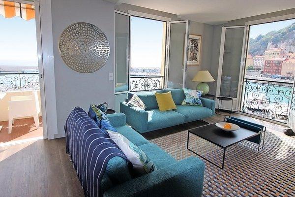 NICE - Annonce Appartement à vendre3 pièces