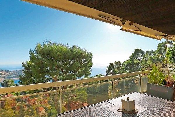 VILLEFRANCHE-SUR-MER - Annonce Appartement à vendre3 pièces - 77 m²