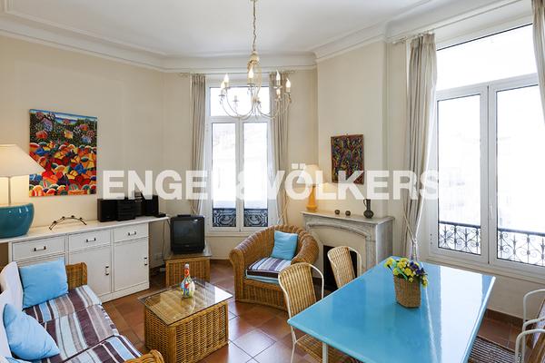 CANNES - Annonce Appartement à vendre3 pièces - 66 m²