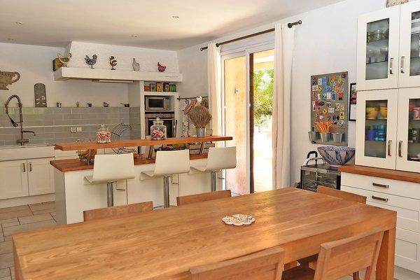 LE BAR-SUR-LOUP - Annonce Maison à vendre6 pièces - 185 m²