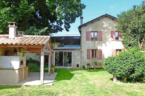 ST-DONAT-SUR-L'HERBASSE - Annonce Maison à vendre6 pièces - 167 m²