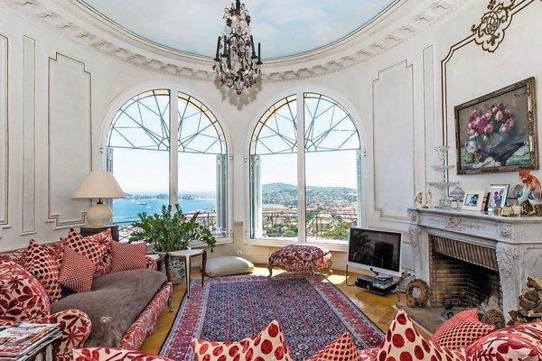 BEAULIEU-SUR-MER - Annonce Appartement à vendre5 pièces - 220 m²