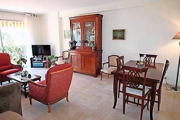 ROQUEBRUNE-CAP-MARTIN - Annonce Appartement à vendre3 pièces - 100 m²