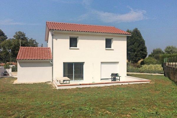 JASSERON - Annonce Maison à vendre5 pièces - 105 m²