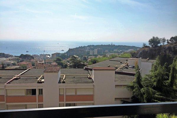 ROQUEBRUNE-CAP-MARTIN - Annonce Appartement à vendre3 pièces - 65 m²