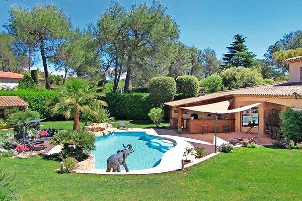 ROQUEFORT-LES-PINS - Annonce Maison à vendre6 pièces - 200 m²