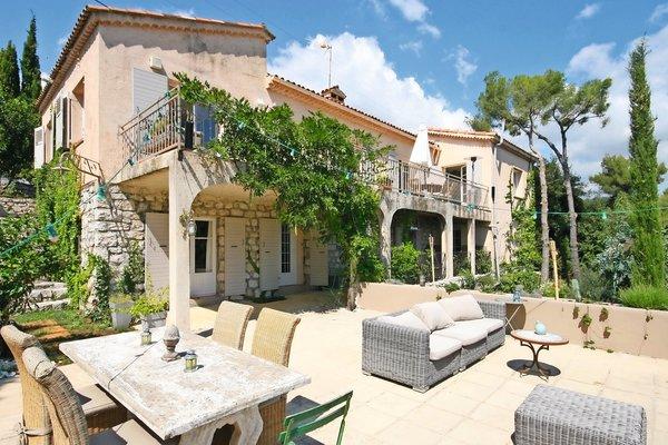 ST-PAUL-DE-VENCE - Annonce Maison à vendre5 pièces - 200 m²