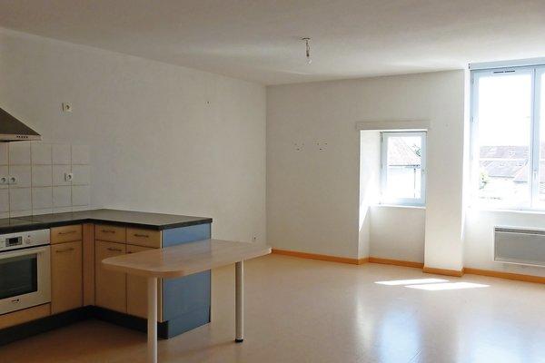 BELLEY - Annonce Appartement à vendre2 pièces - 48 m²