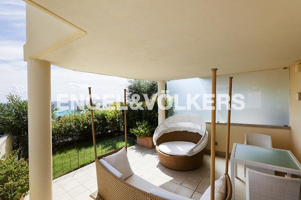 ROQUEBRUNE-CAP-MARTIN - Annonce Appartement à vendre3 pièces - 58 m²