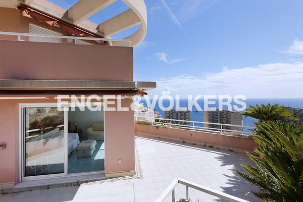 BEAUSOLEIL - Annonce Appartement à vendre3 pièces - 78 m²