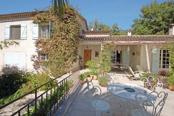 TOURRETTES-SUR-LOUP - Annonce Maison à vendre6 pièces - 145 m²