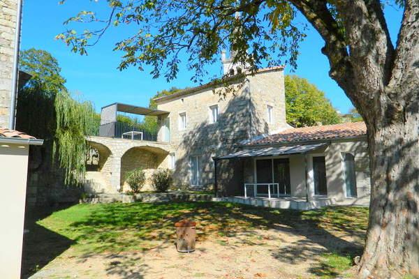 LES VANS - Annonce Maison à vendre20 pièces - 530 m²
