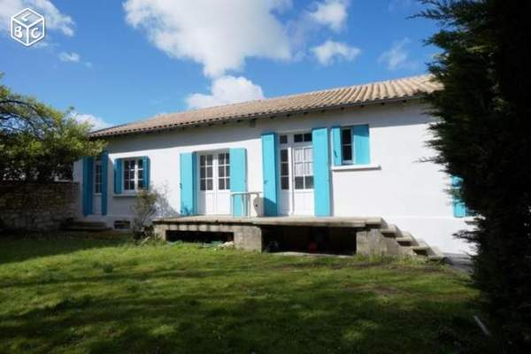 ROYAN - Annonce Maison à vendre5 pièces - 92 m²