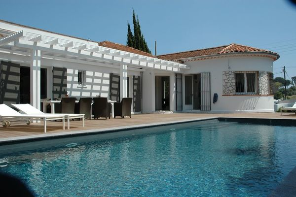 CAP D'ANTIBES - Annonce Maison à vendre5 pièces - 180 m²