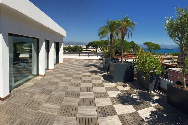 CAP D'ANTIBES - Annonce Appartement à vendre6 pièces - 240 m²