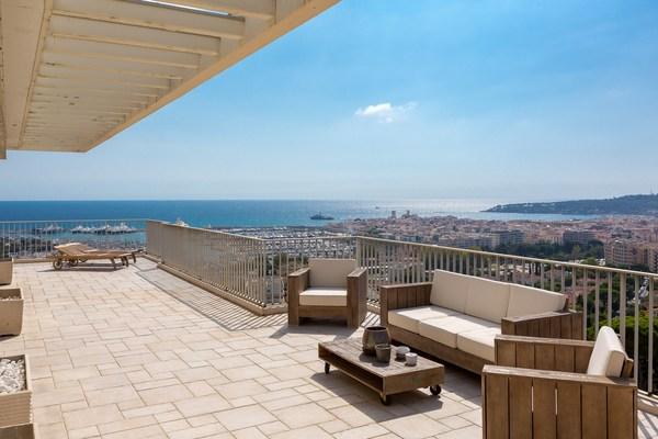 ANTIBES - Annonce Appartement à vendre6 pièces - 205 m²