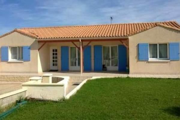 ST GEORGES DE DIDONNE - Annonce Maison à vendre6 pièces - 158 m²
