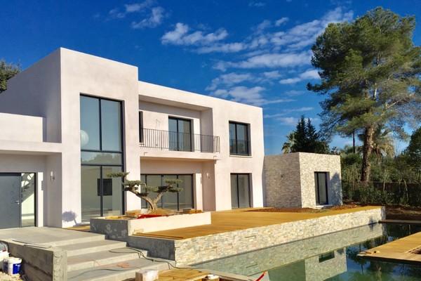 MOUGINS - Annonce Maison à vendre7 pièces - 250 m²